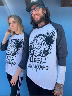 T-Shirt LEGAL ANTIKORPO